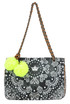 Printed canvas bag Mia Bag