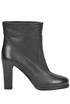 Leather ankle boots Roberto Del Carlo