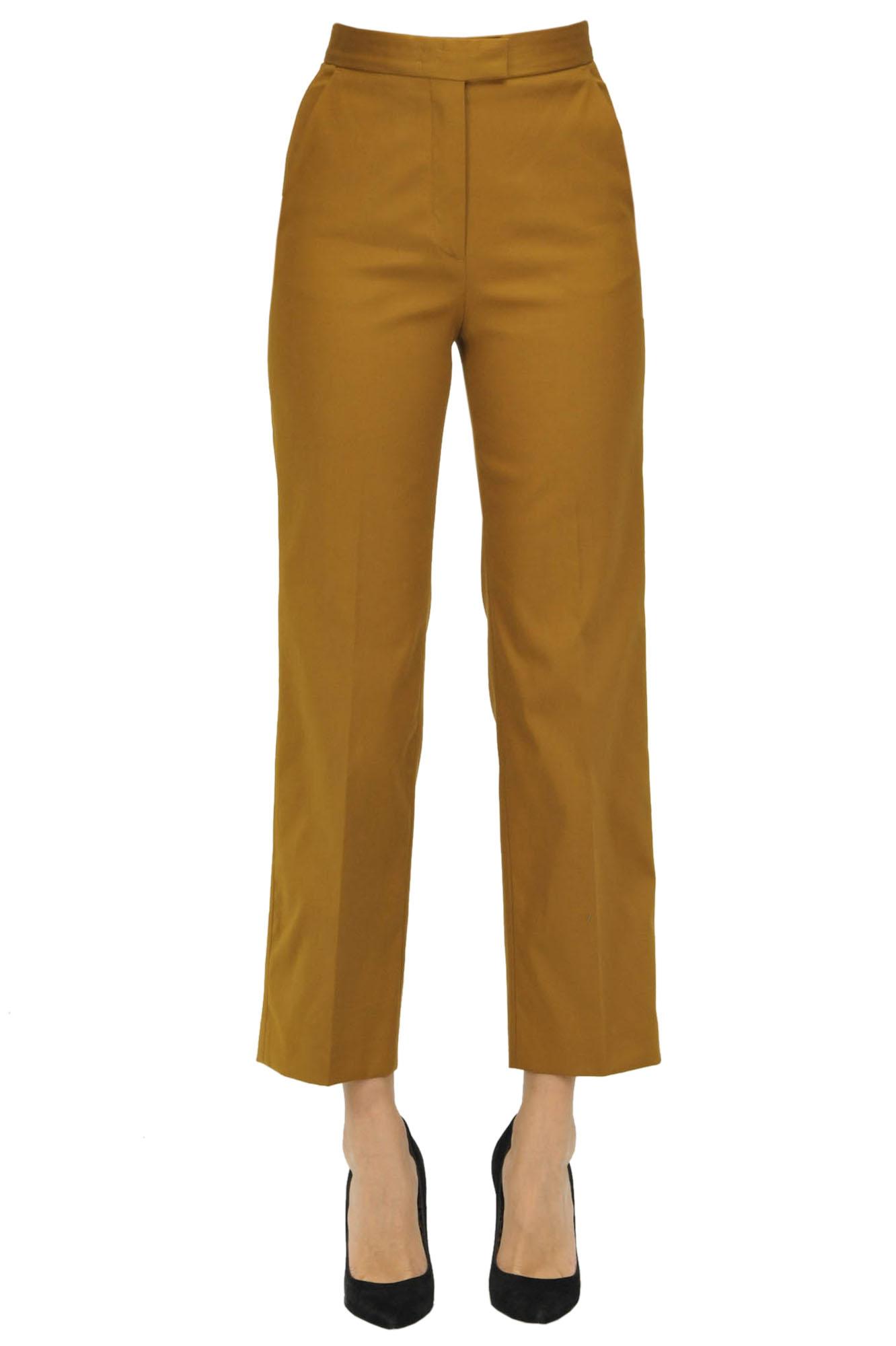 Image of Pantaloni in cotone