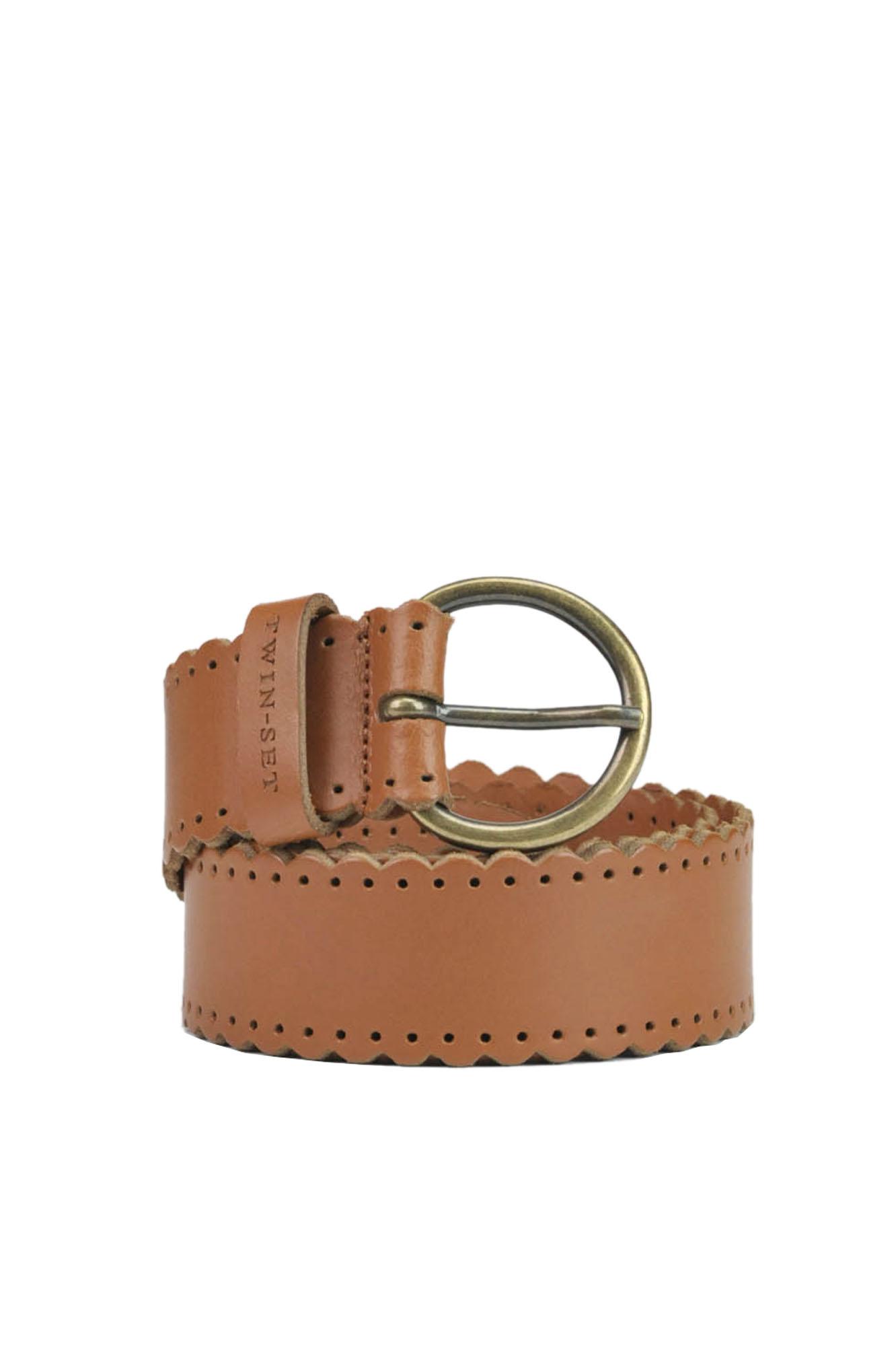 Image of Cintura in pelle