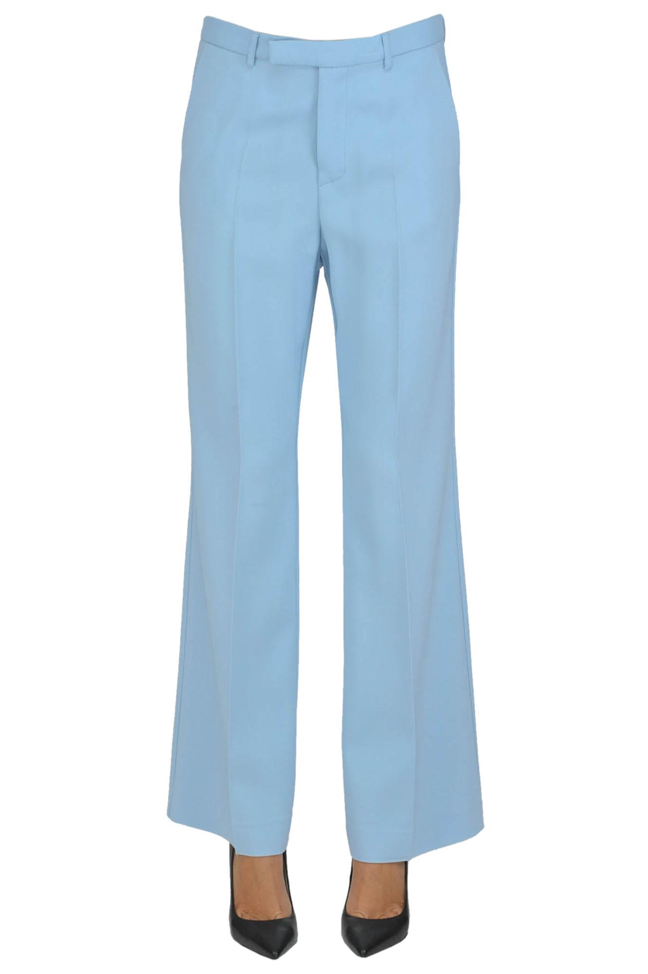 Image of Pantaloni in crepè