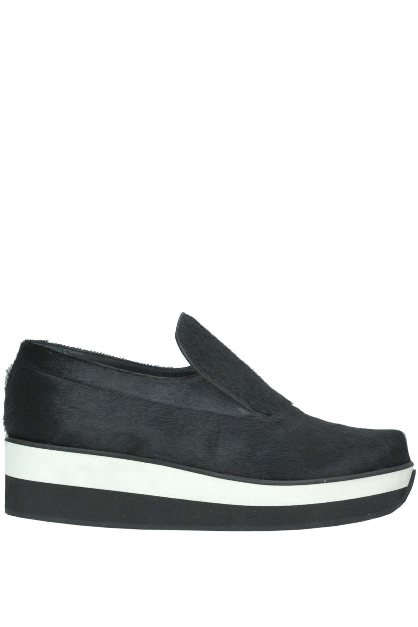 Image of Scarpe slip-on in cavallino